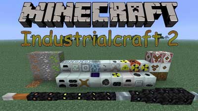 Мод Industrial Craft 2 2.8.125 (IC 2) для Minecraft [1.12.2] скачать