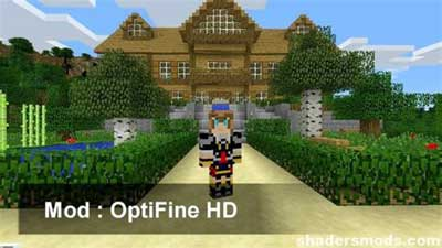 OptiFine-HD-Minecraft